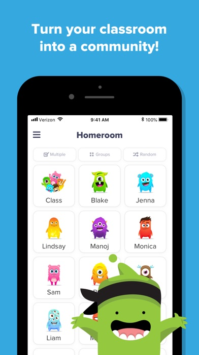 Classdojo review screenshots