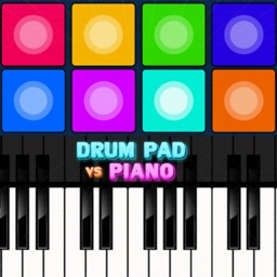 Drum Beat & Piano Teacher