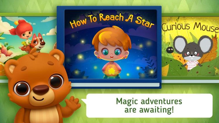 Little Stories. Bedtime books screenshot-5