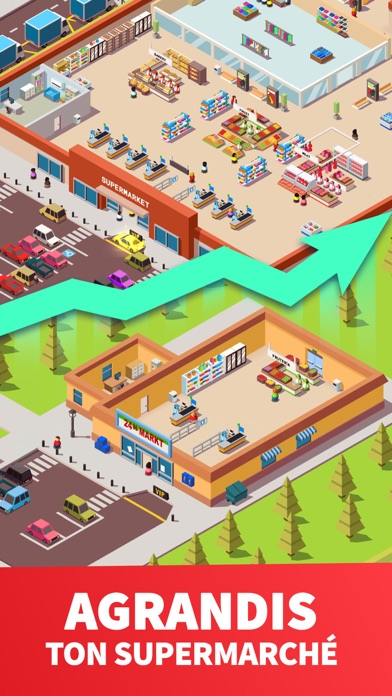 download Idle Supermarket Tycoon - Shop apps 0