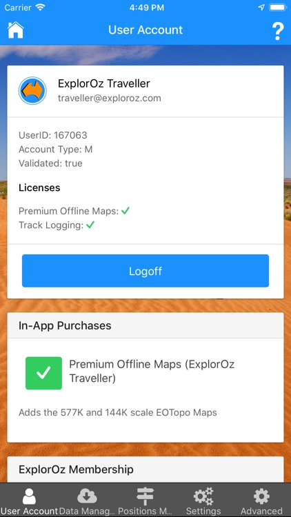 ExplorOz Traveller screenshot-8