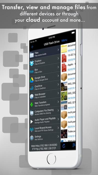 USB Flash Drive Pro Version Screenshots