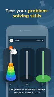 Impulse - Brain Training Games iphone images