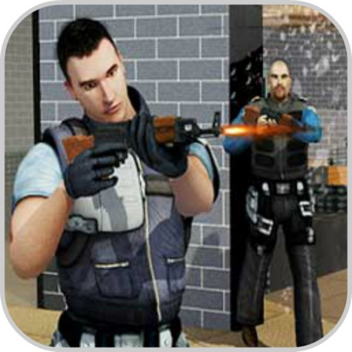 Sniper Strike Robber City