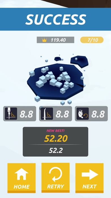 Splash Jump : Spring Board screenshot 2