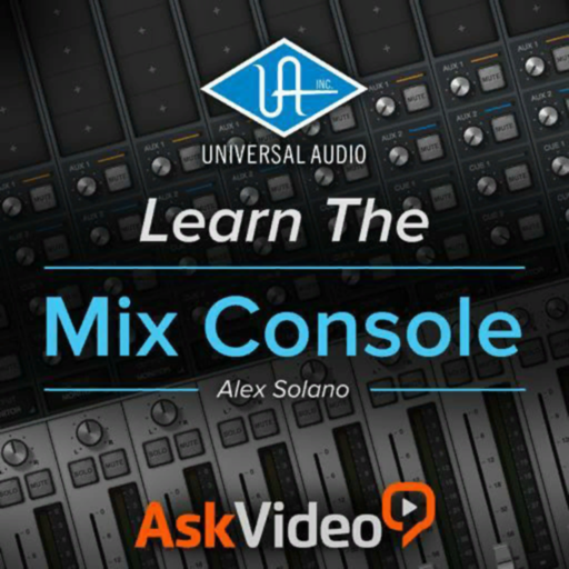 Learn the Mix Console Course