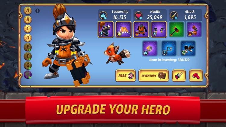 Royal Revolt 2: Tower Battle screenshot-3