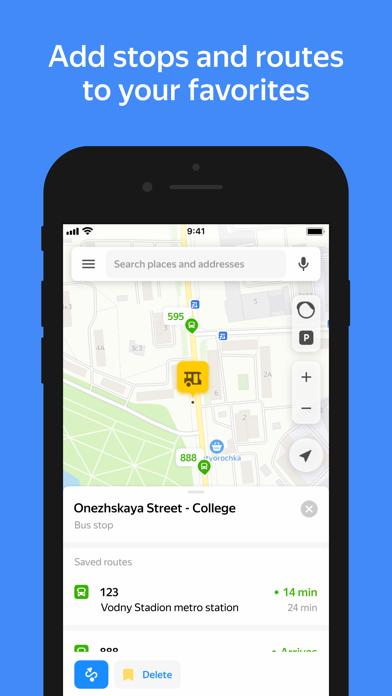 Yandex.Maps для ПК