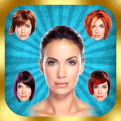 Your Perfect Hairstyle - Try on New Look in Seconds icon