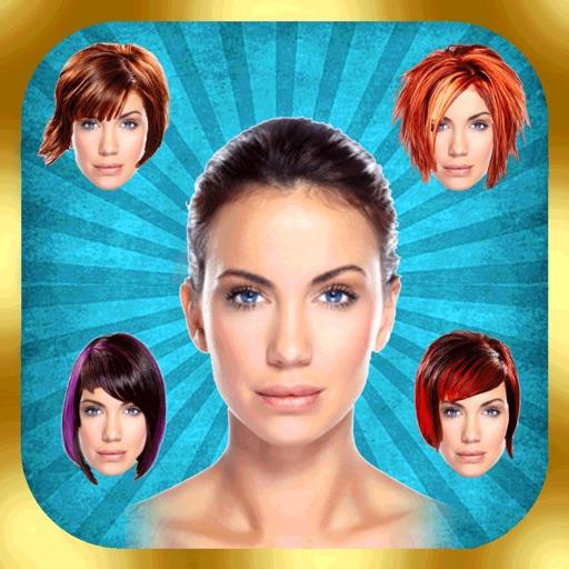 Perfect Hairstyle-Women & Men iOS App