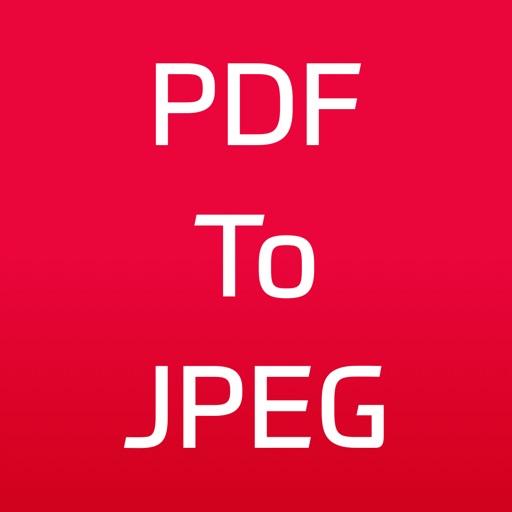 PDF to JPEG / PNG