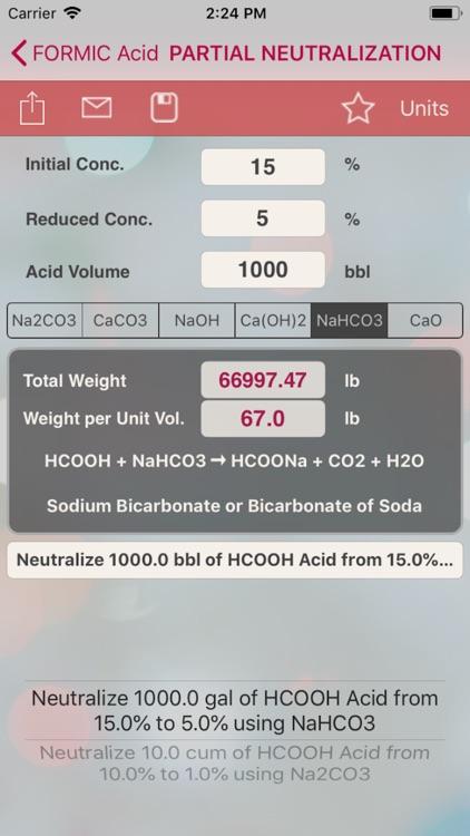 FORMIC Acid screenshot-3