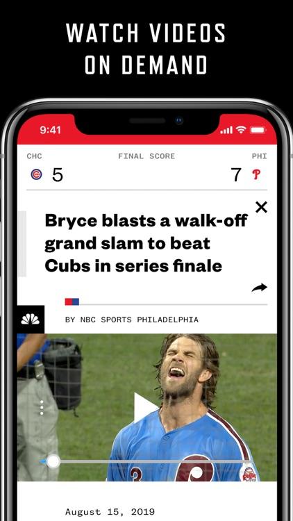 MyTeams by NBC Sports screenshot-3