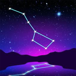 Ícone do app Starlight: Mapa do Céu