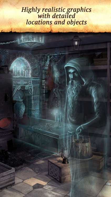 Panic Room: Hidden objects