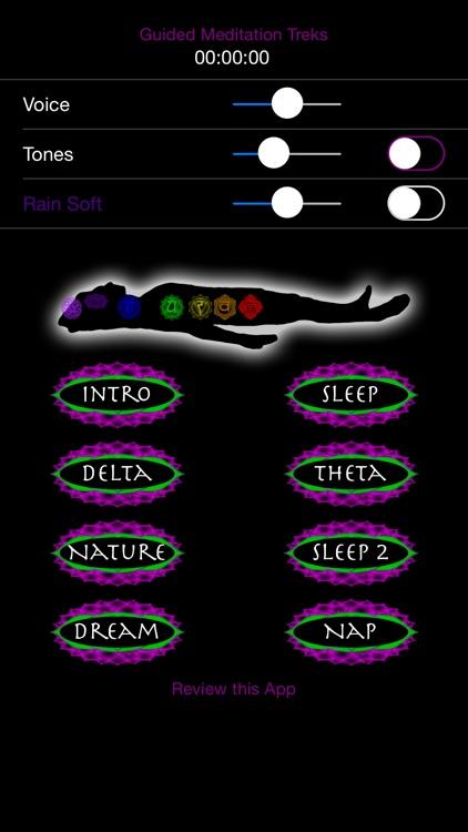 Guided Meditation Treks Sleep