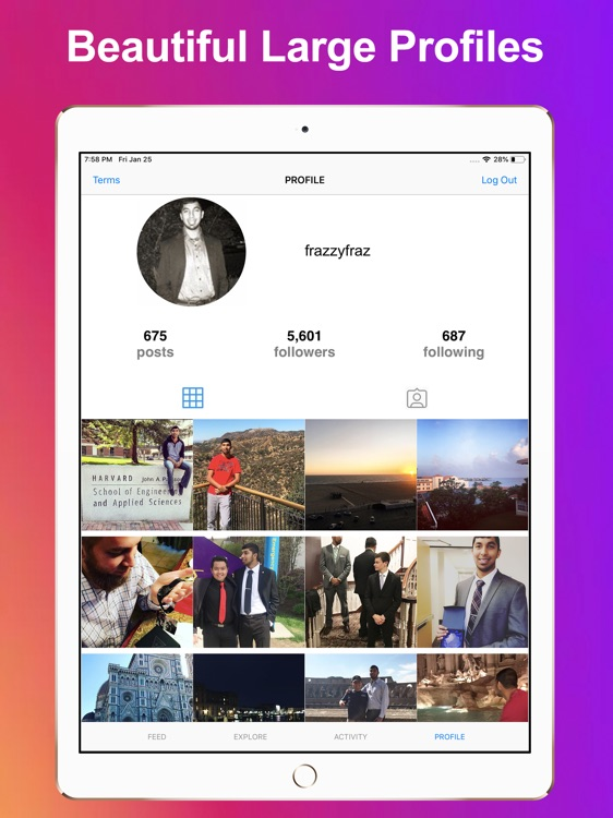 PhotoPad for Instagram screenshot-4