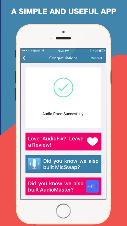 AudioFix Pro: For Videos screenshot-4