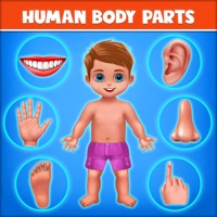 Codes for Human Body Parts Play to Learn Hack