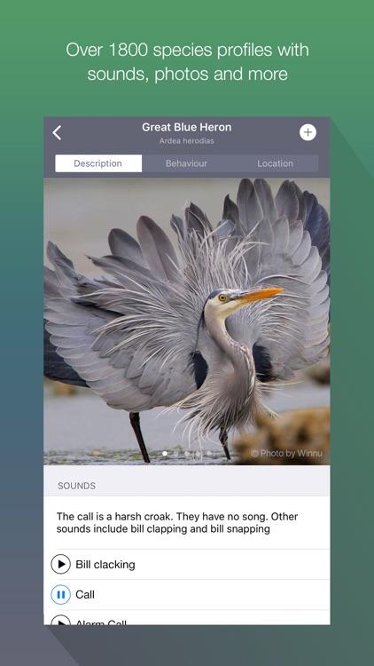 EyeLoveBirds: Bird Checklists screenshot-0