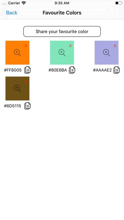 Color Picker a Pick Color screenshot-4