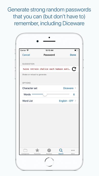 Codebook Password Manager - 窓用