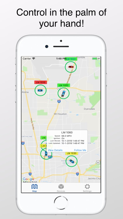 US Fleet Tracking Mobile by US Fleet Tracking