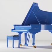 Piano 3D - Free Player Piano App with Songs & Lessons icon
