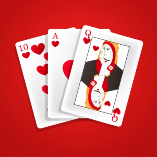 Hearts - Deal and Play!