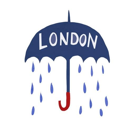 City Stickers: London