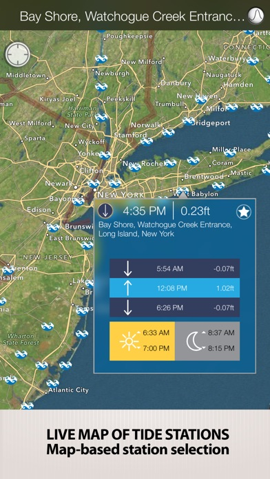 Screenshot for Tides PRO - Tide Times in United States App Store