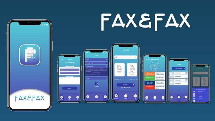 eFax: Send Fax from iPhone screenshot-8