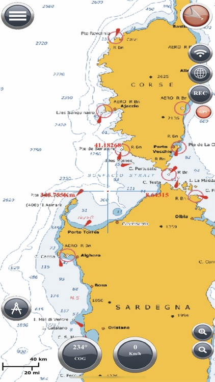 Marine Navigation Lite screenshot-4