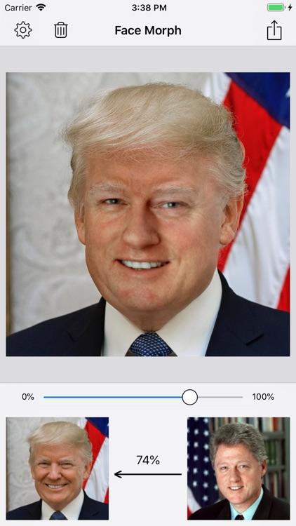 Face Morph - Morph 2 Faces screenshot-3
