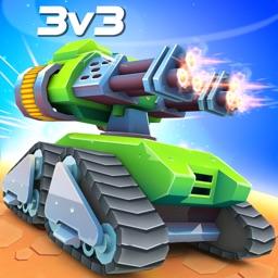 Tanks A Lot - 3v3 Brawls