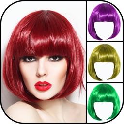 Hair Color Changer: Hair Dye