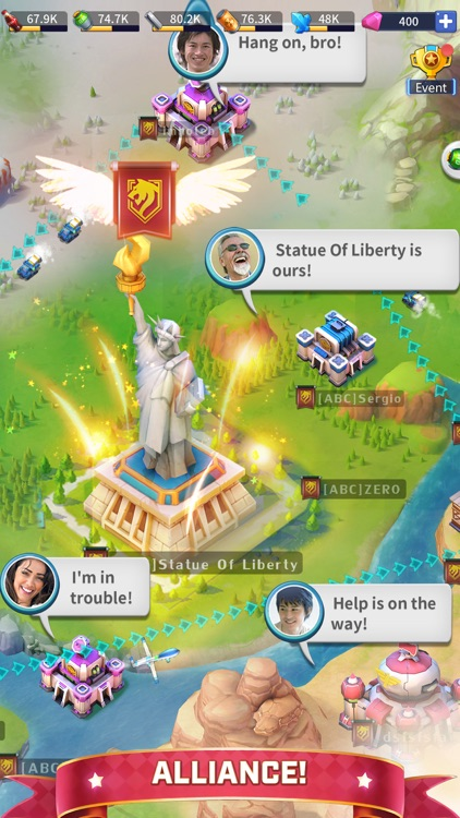 Global War: Wings of Liberty screenshot-2