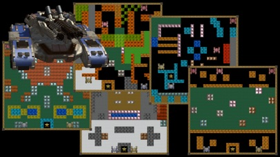 Infinity Tank Battle screenshot 5