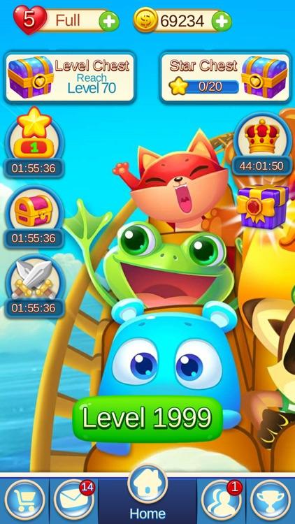 Toy Cubes Blast:Pop Cubes screenshot-4
