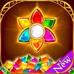 Magic Jewels Quest: Match 3
