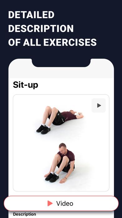 Workout - HIIT training & WODのおすすめ画像4