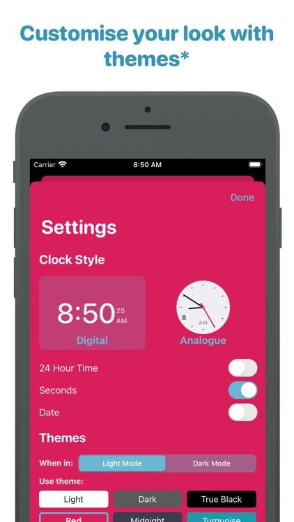 World Clock Time Widget screenshot-4
