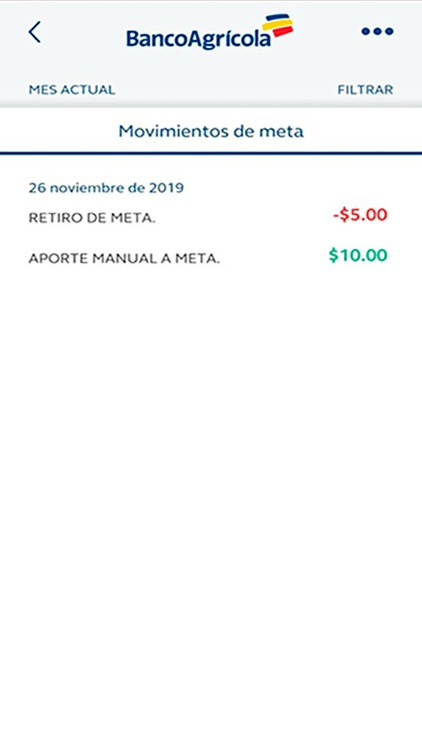 Banca Móvil screenshot-3