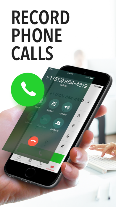 Call Recorder for Me screenshot one