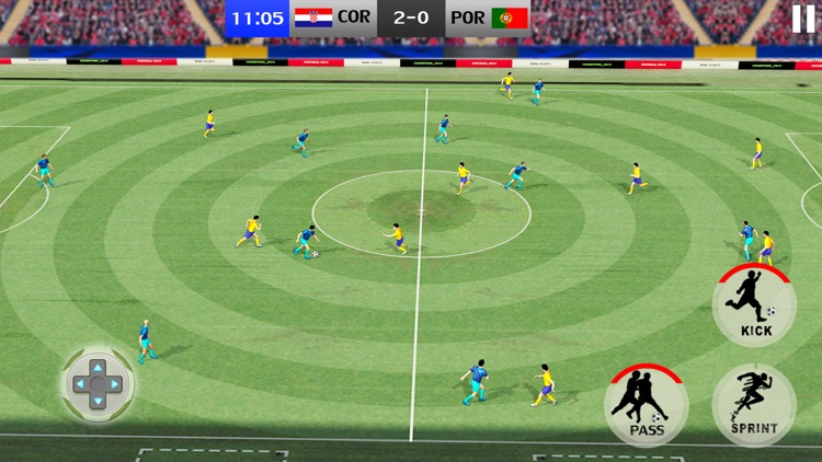 Play Soccer 2020 - Real Match screenshot-6