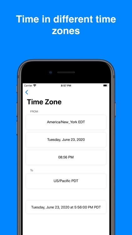 Date & Time Calculator(Finder) screenshot-8
