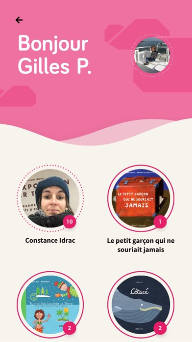Screenshot for Story Enjoy in Dominican Republic App Store
