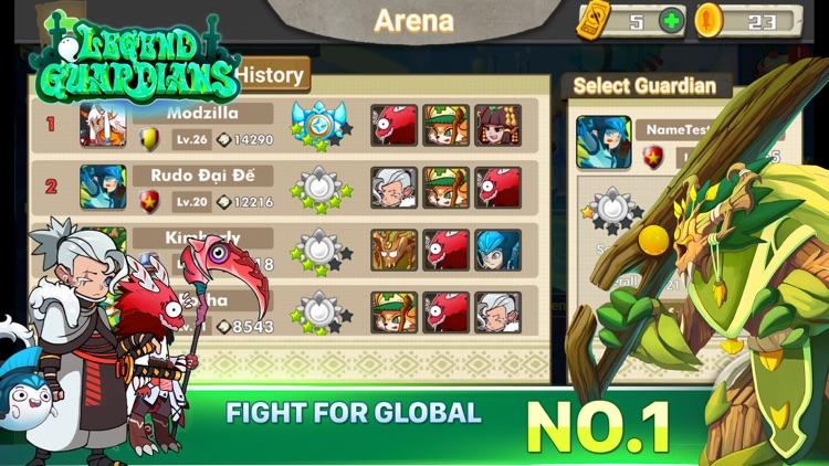 Legend Guardians - Action RPG screenshot-4