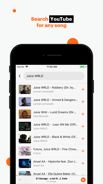 Musi - Simple Music Streaming Screenshot