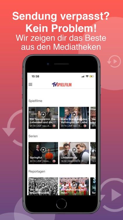 TV SPIELFILM - TV Programm screenshot-5